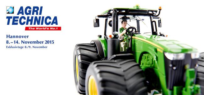 Agritechnica 2015 Siku