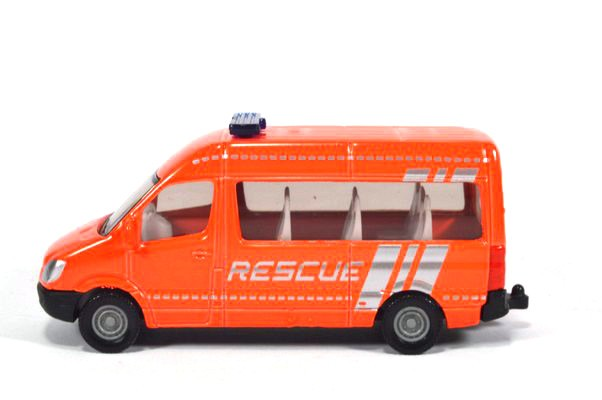Mercedes Sprinter Rescue Siku 1082