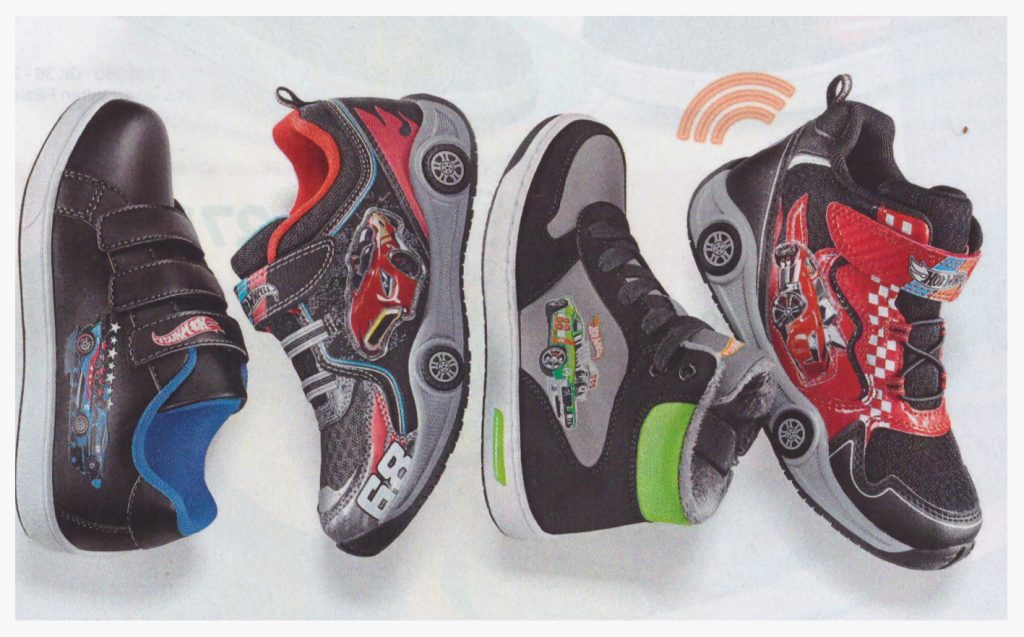 Hot Wheels schoenen