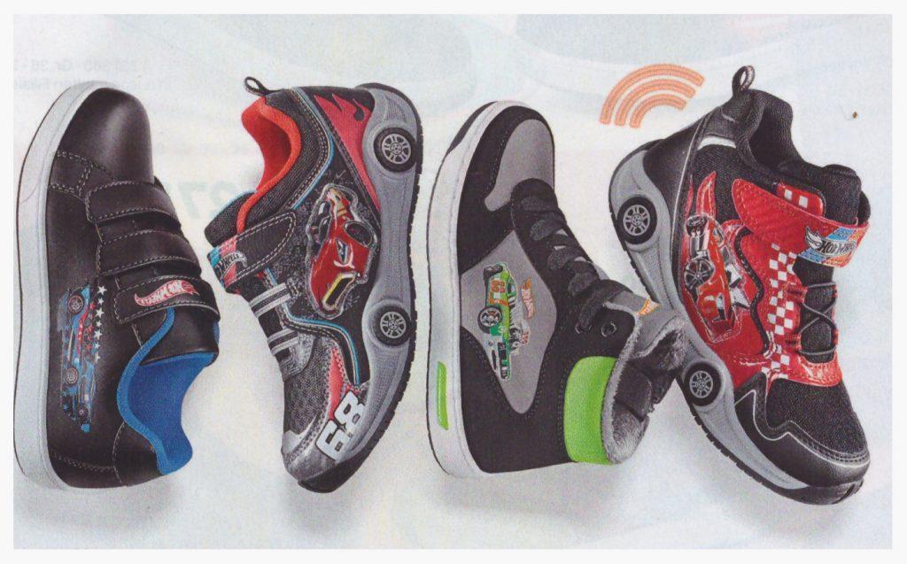 Hot Wheels schoenen