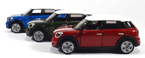 Siku 1454 Countryman Mini Cooper S